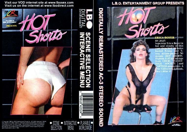 Hot Shorts Erica Boyer