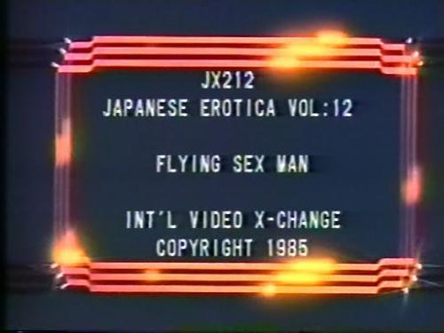 Flying Sex Man