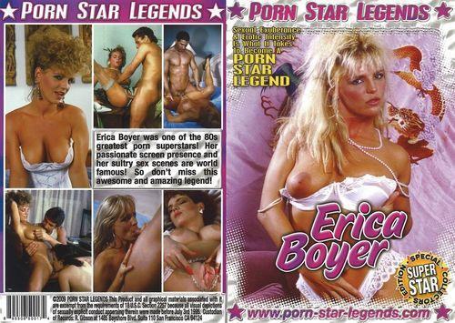 Porn Star Legends Erica Boyer