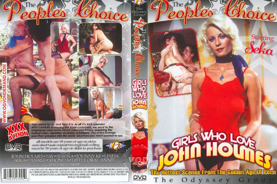 The Peoples Choice Girls Who Love John Holmes