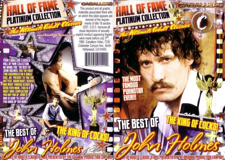 Caballero Hall of Fame Best of John Holmes