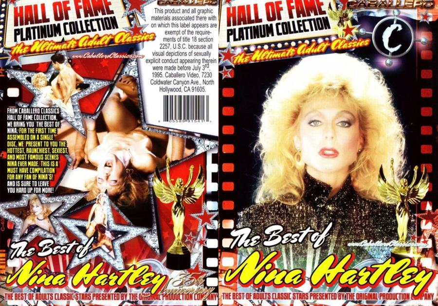 Caballero Hall of Fame Best of Nina Hartley