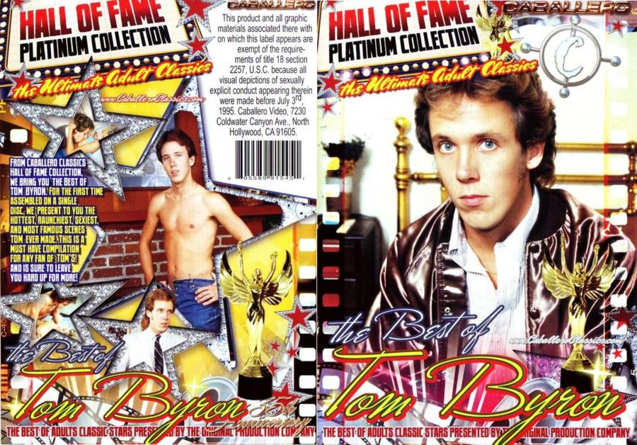 Caballero Hall of Fame Best of Tom Byron