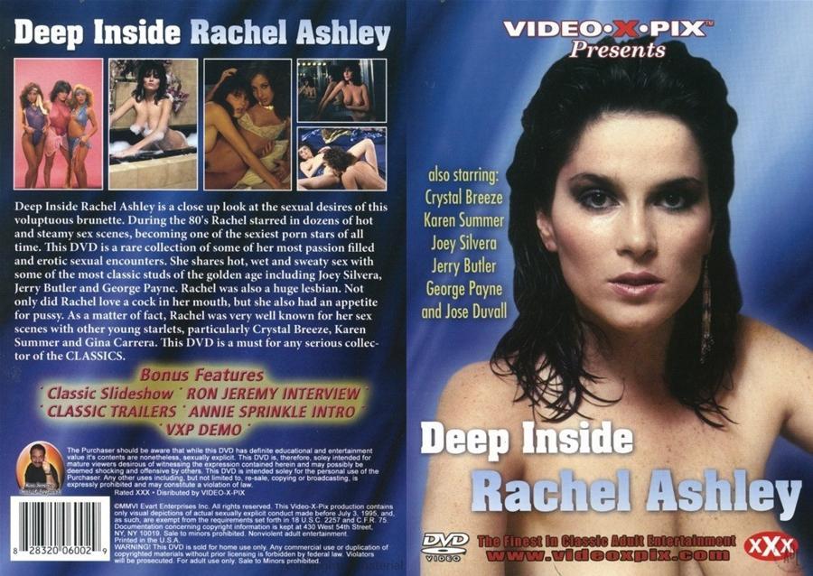 Deep Inside Rachel Ashley