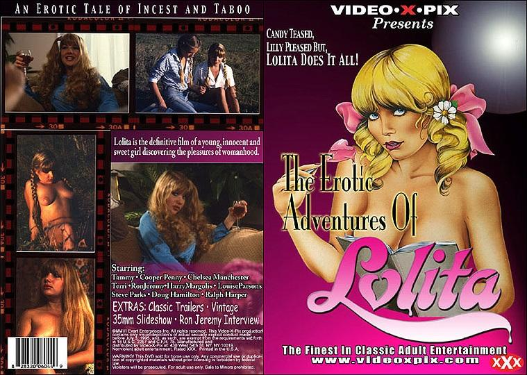 The Erotic Adventures of Lolita