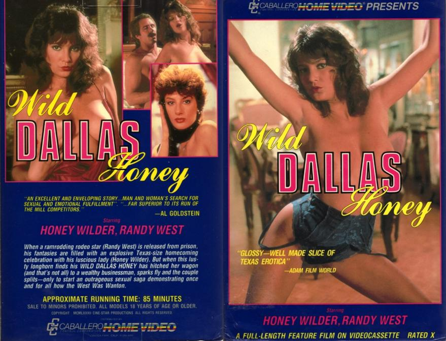 Wild Dallas Honey
