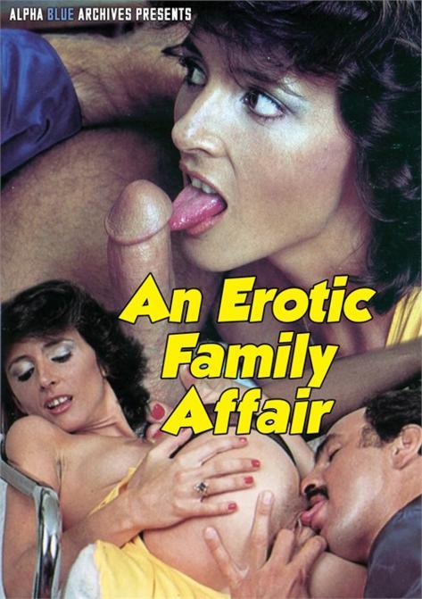 Erotic Family Affair