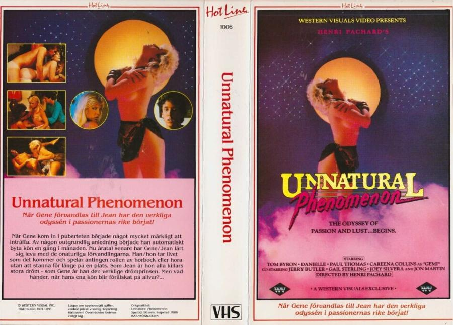 Unnatural Phenomenon