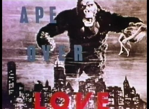 Ape Over Love