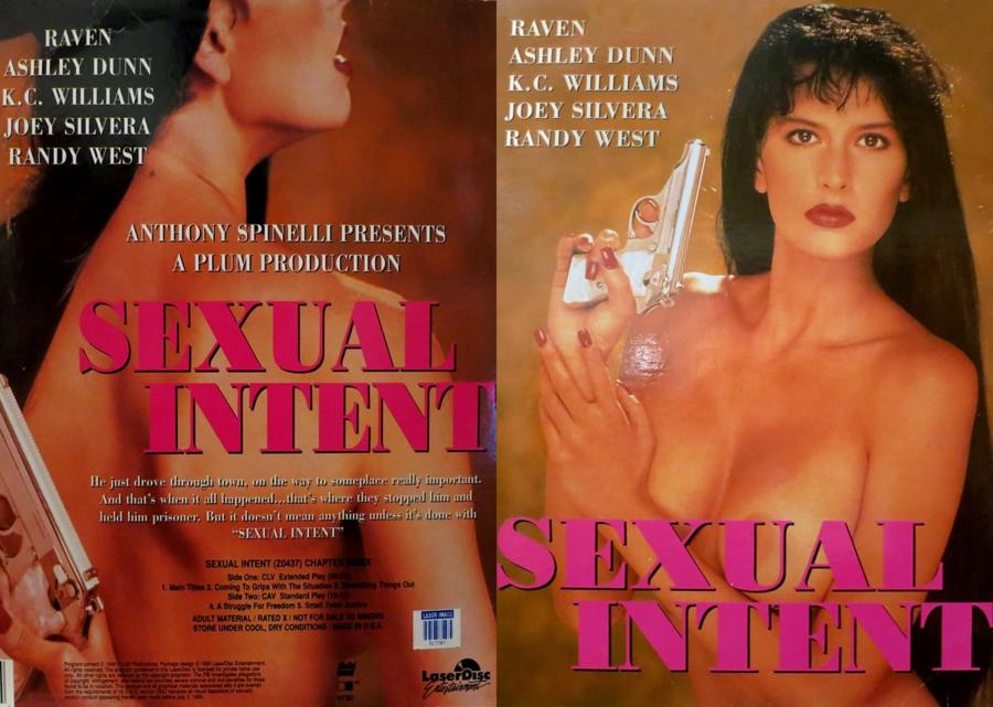 Sexual Intent