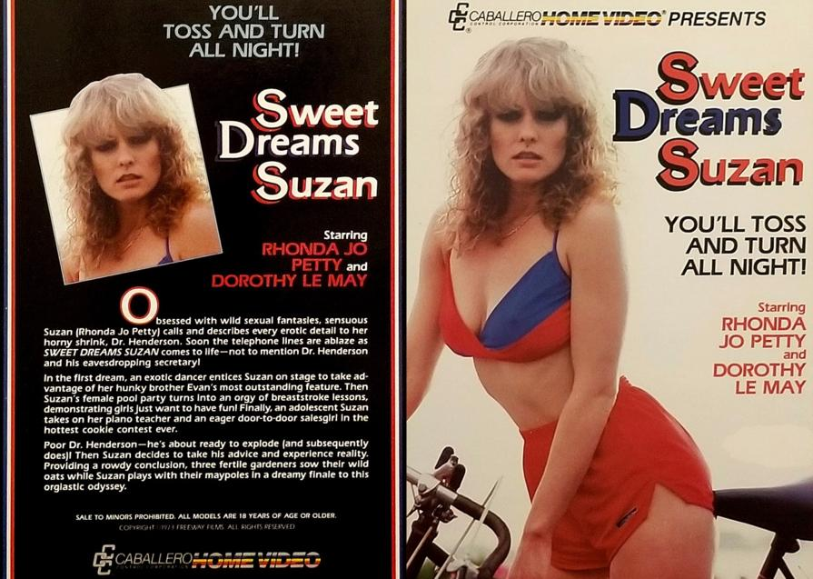 Sweet Dreams Suzan
