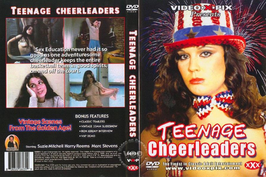 Teenage Cheerleaders