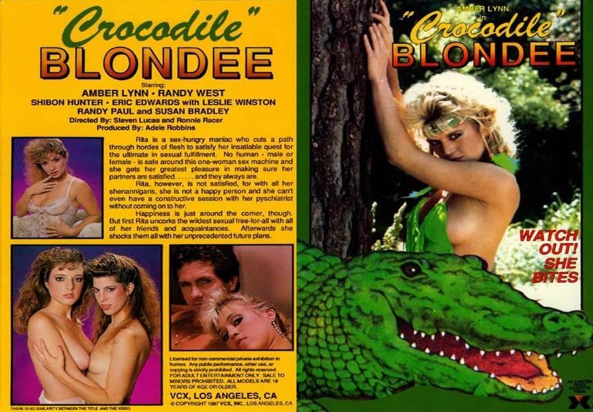 Crocodile Blondee 1