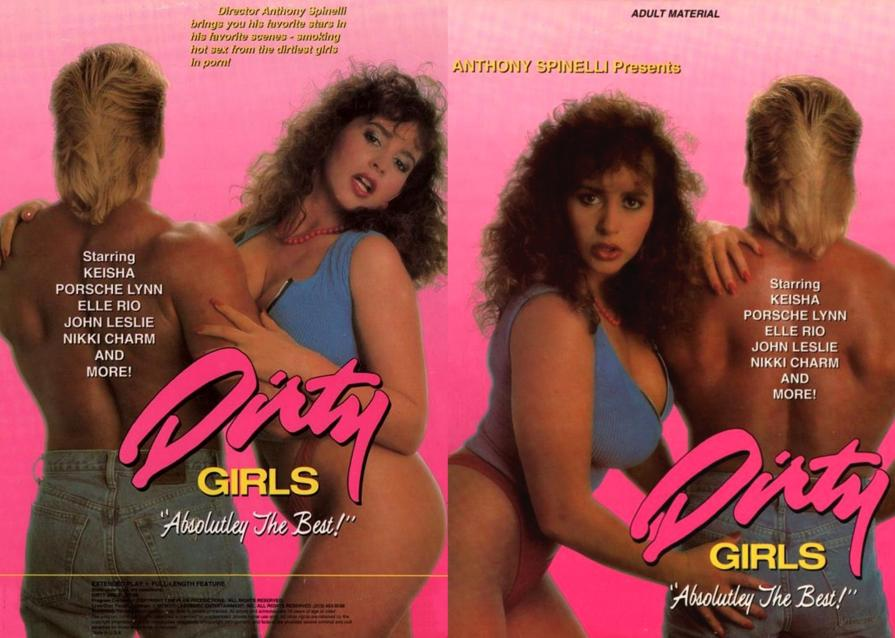 Anthony Spinellis Dirty Girls