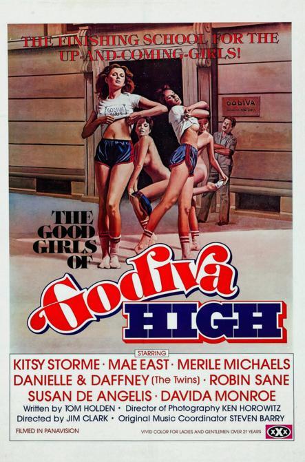 Good Girls of Godiva High