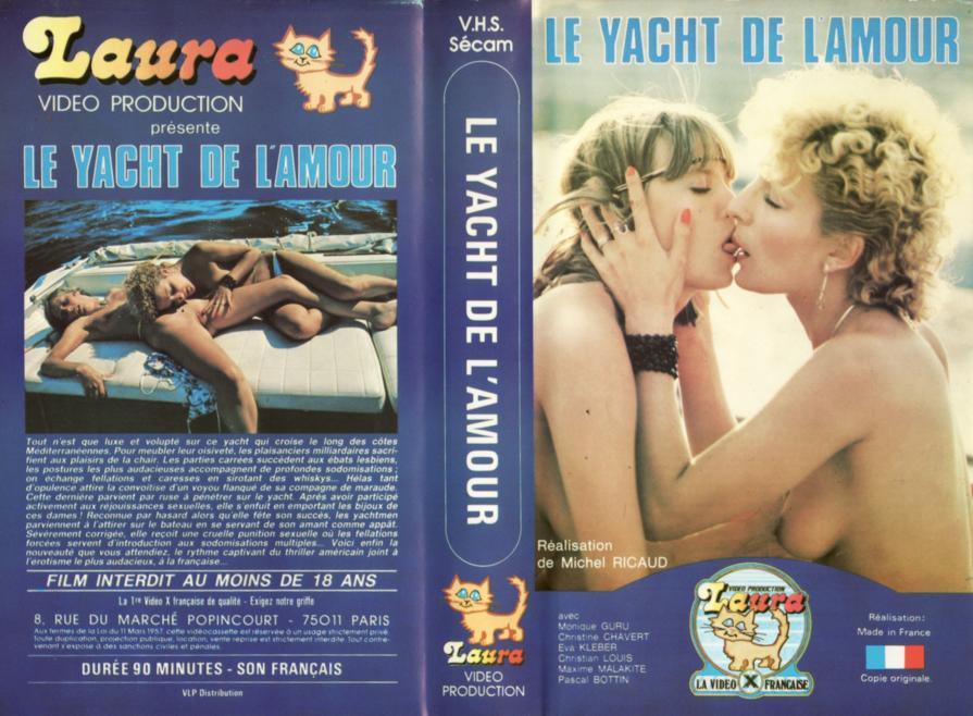Le yacht de l amour
