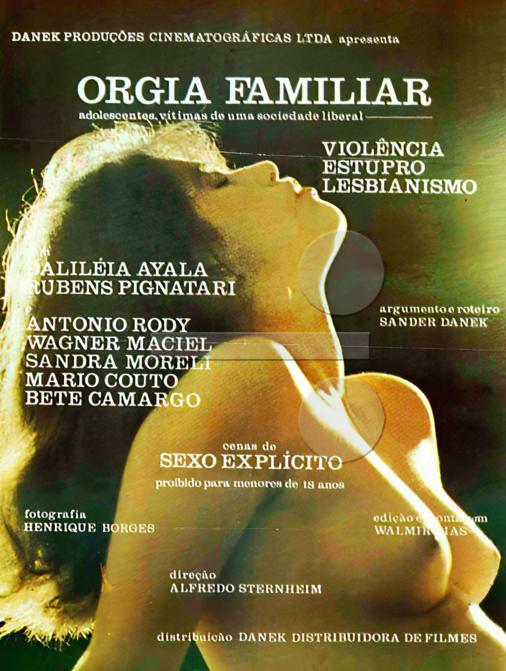 Orgia Familiar