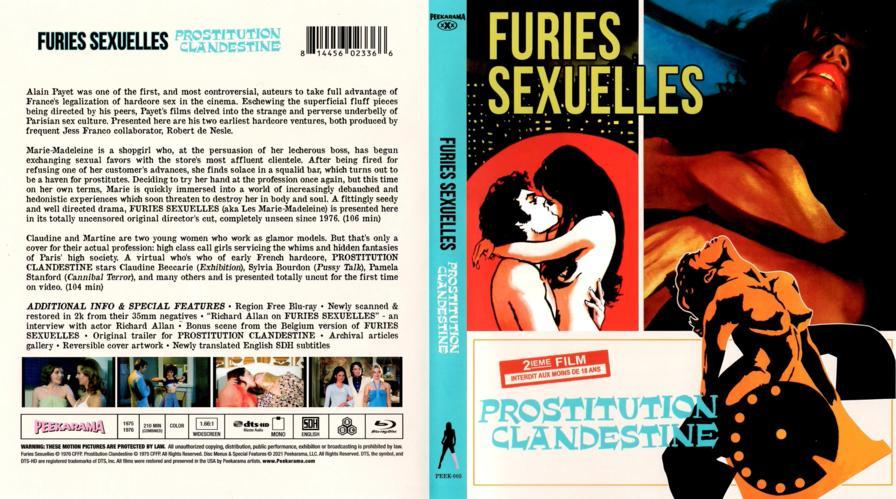 Furies Sexuelles