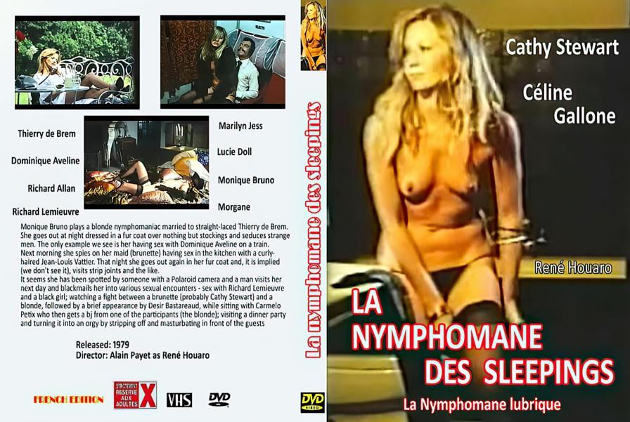 La nymphomane des sleepings
