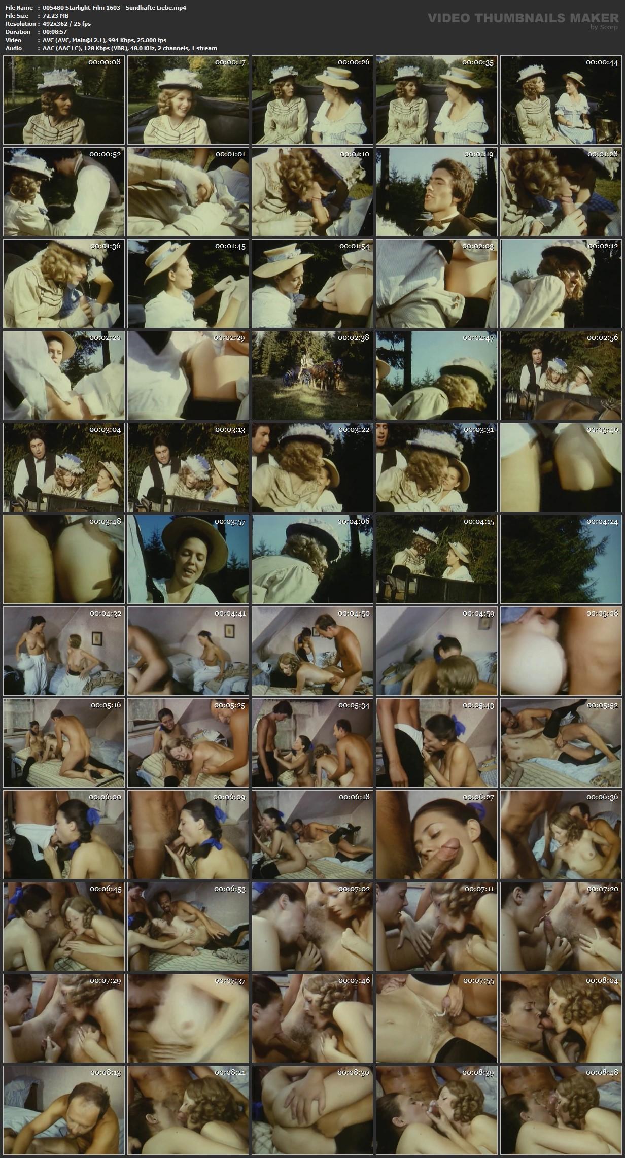 Starlight-Film 1603 - Sundhafte Liebe
