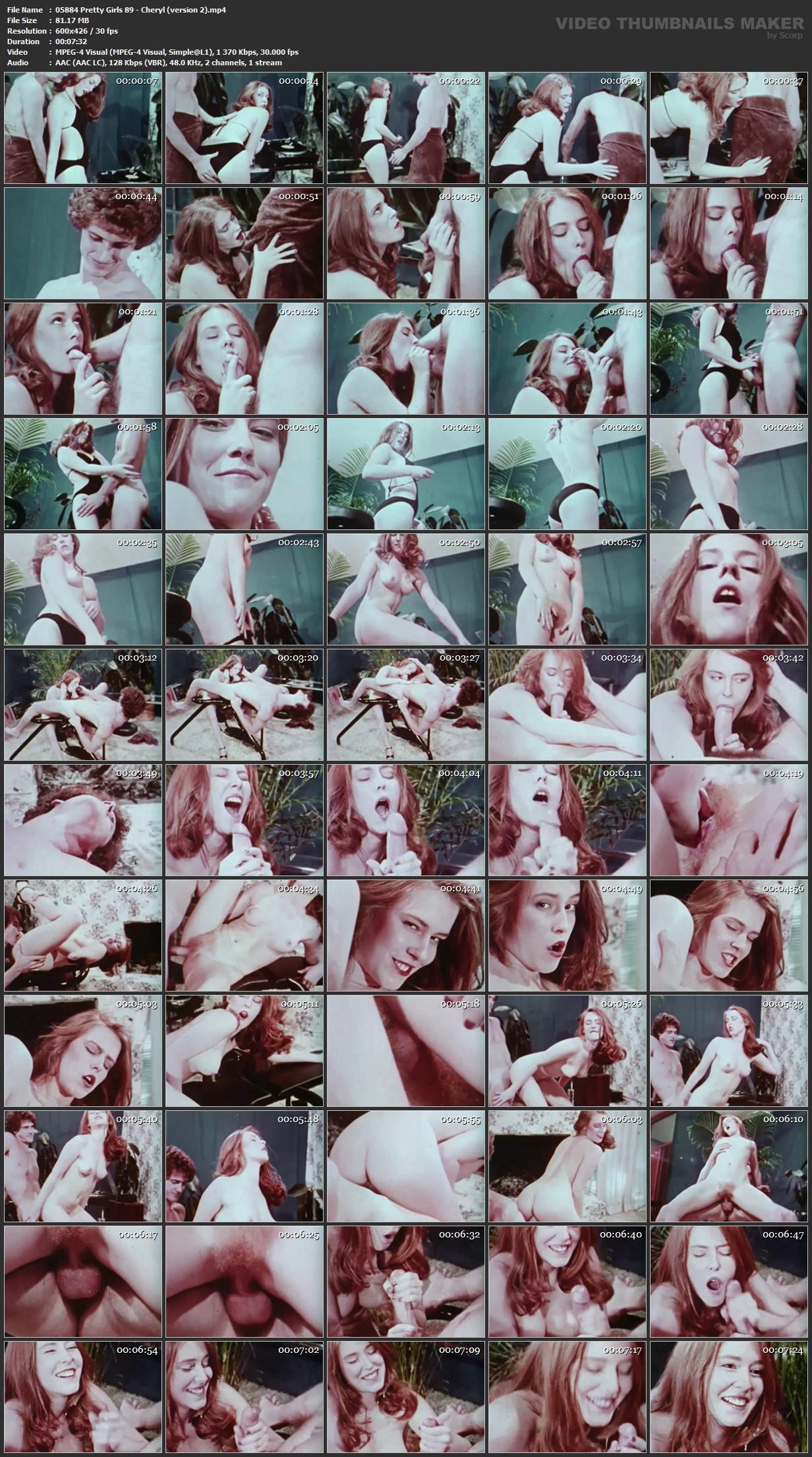 Pretty Girls 89 - Cheryl (version 2)