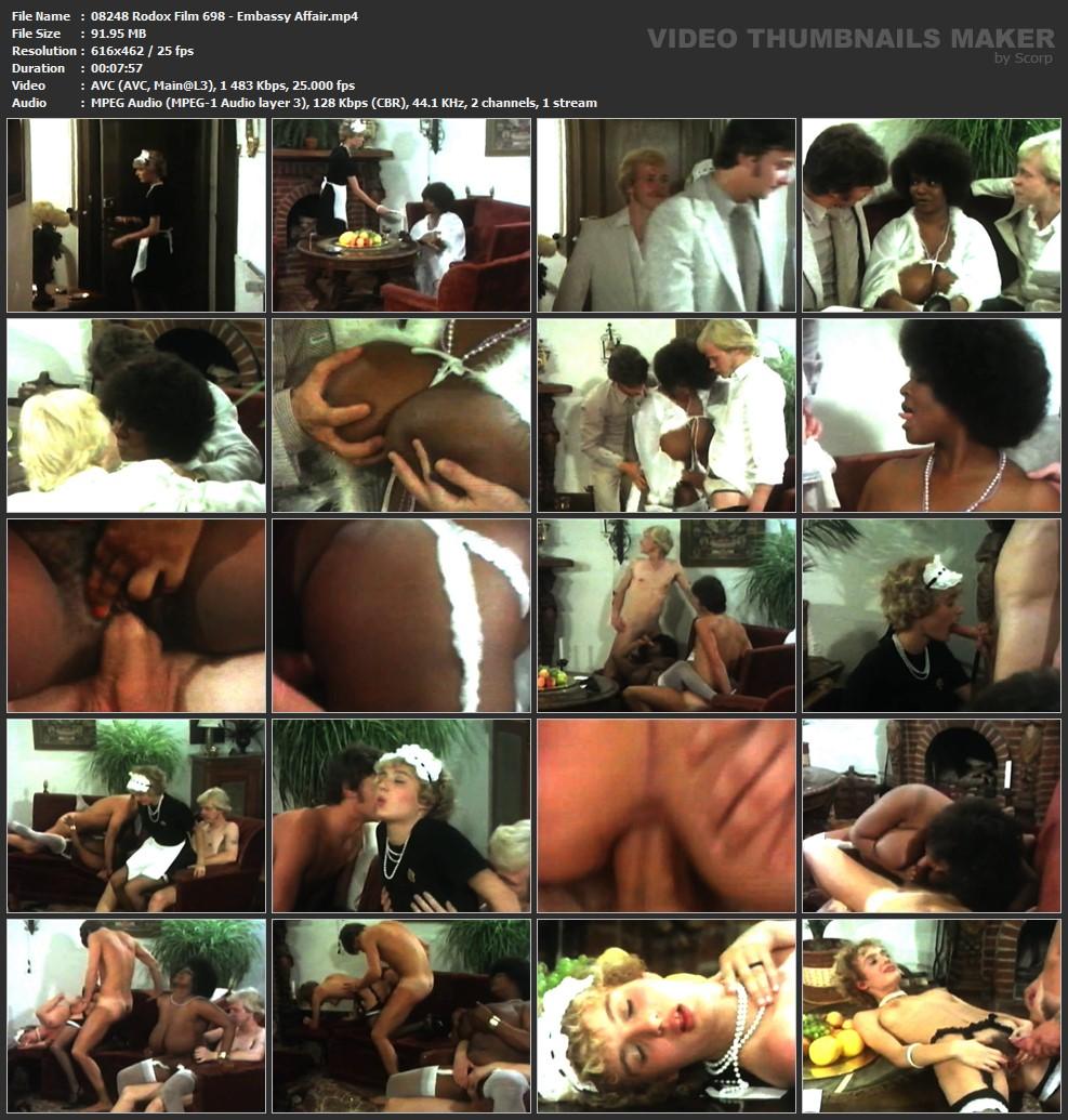 Rodox Film 698 - Embassy Affair